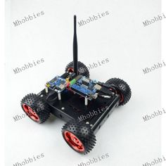 c20c882ae36 4WD Arduino Wifi Robot Smart Car Chassis Kit Serial Port AR9331 Openwrt  Robot-LinkV4.