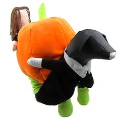Alfie Pet by Petoga Couture  Peyton Pumpkin carrying Costume  Size Medium -- Continue to the product at the image link.(This is an Amazon affiliate link and I receive a commission for the sales)
