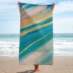 nat. golding towel Towel Wrap, Carbon Footprint, Textile Prints, Towels, Abstract Art, Colours, Elegant, Design, Dapper Gentleman