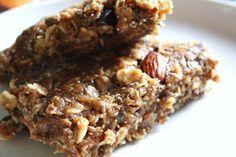 Veganess Eats: Lentil Energy Bar (Peanut Butter Chocolate)