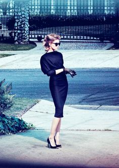 Fashion photography (Amber Heard for The Edit, via fashion-and-seek)