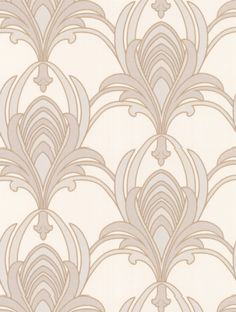 Graham and Brown's Glamour (30-808) is taken from the Art Decor wallpaper collection.
