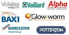 Mayne Gas heating Ltd install, service and repair a range of boilers including:  Vokera, Ideal, Vaillant and Worcester.