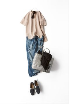 Put on your jeans, have a blessed day, and shop Shabby Shack Thrift Shop Shabby Shack is closed for the season. Denim Fashion, Look Fashion, Daily Fashion, Chic Outfits, Fashion Outfits, Womens Fashion, Looks Style, Style Me, Mode Simple