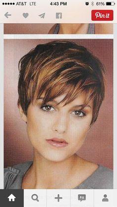 coupe courte visage ovale cheveux epais coupe courte