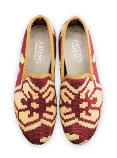 artemis shoes. artemis design co. men\u0027s kilim smoking shoes e