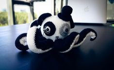 Look What Just Arrived To Our Office – A Pandapus! | Bored Panda