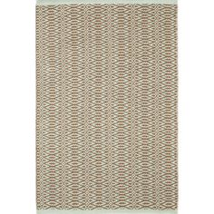 Give your floors fair play with our brand-new woven cotton rugs in splashy updates of a traditional pattern.