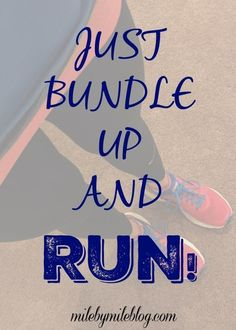 It may be cold outside, but don't let that stop you from running! #winterrunning #running #workout #weeklywrap