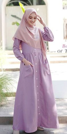 Hijab Style Dress, Modest Fashion Hijab, Modern Hijab Fashion, Hijab Fashion Inspiration, Fashion Outfits, Modest Dresses Casual, Casual Hijab Outfit, Modest Outfits, Burqa Fashion