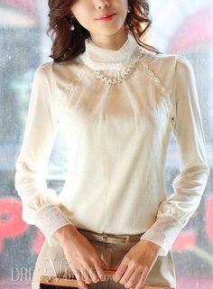 beautiful shirt: hazy but elegant, salubrious but fashion