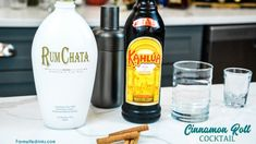 Rumchata Recipes Shots, Alcoholic Drinks, Cocktails, After Dinner Drinks, Cocktail Ingredients, Breakfast Pastries, Alcohol Drink Recipes, Cinnamon Rolls, Cocktail