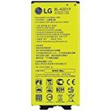 #10: LG Replacement Battery for LG G5Bulk Packaged (BL-42D1F)