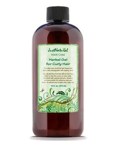 No alcohol or other follicle clogging chemicals that ends up on your scalp as residue. This Herbal Gel for Curly Hair leaves your hair with beautifully textured bouncy curls that are enhanced by natural nutrients which gently nourish hair.