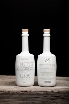 LIA extra virgin olive oil via @thedieline