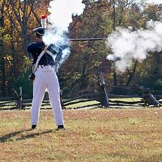 Military Timeline at Fort Dobbs State Historic Site Statesville, NC #Kids #Events