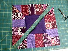 Introducing the Boardwalk Block! This block uses 2.5″ strips of fabric, which makes it great for using up scraps and charm packs. Jelly rolls and yardage also work well for making larger quantities. General note: Use 1/4″ seams and press all seams open. Block will be 10.5″ to make 10″ finished blocks. Step 1: Sew …