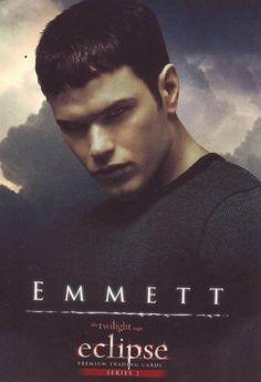 Emmett Cullen <3