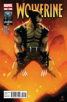 Wolverine Vol. 4 # 305 by Jim Cheung
