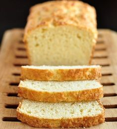 """Buttermilk Quick Bread with 10 different variations (recipe) - """"This is a versatile recipe, to be sure. Add some diced fruit and warm spices, and this loaf becomes part of a brunch buffet. Go the other way with shredded cheese, savory herbs, and onions, and you could take this to any barbecue, football party, or potluck dinner with confidence that every last crumb will be eaten before the night is over."""""""