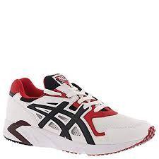 finest selection 3595a 23d19 ASICS Tiger Men s Gel-DS Trainer¿ OG White Black 7.5 D US