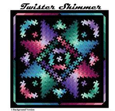 Twister Shimmer (PATTERNS)