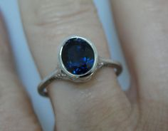 handcrafted unique engagement rings - Google Search