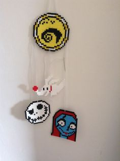 1000+ images about dreamcatcher perler beads on Pinterest