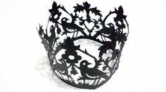 paper cut out crown