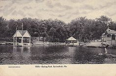 Springfield, MO - Doling Park in Collectibles | eBay. My great-grandfather courted 16 yr old Sarah Elizabeth Wood there.