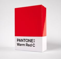 Pantone red bag-in-box