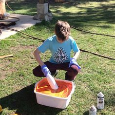 Hydro dipping is an extremely fun way for you to decorate almost any item that can be completely submerged in water. The activity is great for youth groups! Christian Camp, Hydro Dipping, Youth Groups, Diy Nail Polish, Acrylic Pouring Art, Tie Dye, Diy Crafts, Wine, Activities