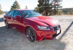 2013 Lexus GS 350 F-Sport Review -- Review