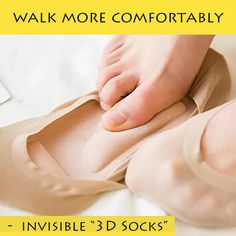 Feeling pain or discomfort in your feet and legs? Or you experiencing lower back pain? Eliminate those pain with this Sponge Massage Socks! Socks Outfit, Things To Buy, Stuff To Buy, Clothing Hacks, Feet Care, Diy Clothes, Me Too Shoes, Helpful Hints, Shoe Boots
