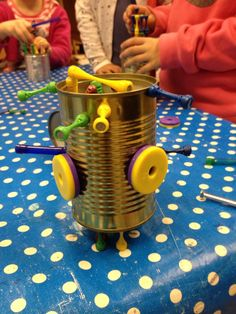 Robots House Beautiful dominican house of beauty Activities For 1 Year Olds, Motor Skills Activities, Stem Activities, Fine Motor Skills, Toddler Activities, Stem Science, Science For Kids, Science Experiments, Professor