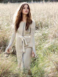 visual optimism; fashion editorials, shows, campaigns & more!: super natural: barbara palvin by derek henderson for vogue australia june 2015