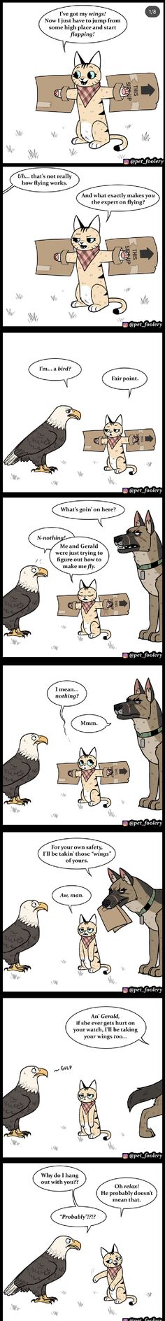 Funny Animal Comics, Dog Comics, Funny Animal Jokes, Cute Funny Animals, Stupid Funny Memes, Funny Comics, Really Funny Memes, Animal Memes, Cute Funny Cartoons