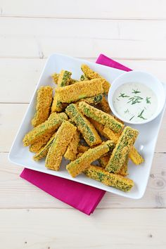 Baked Ancient Grain Zucchini Fries | Udi's® Gluten Free Bread