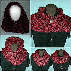 Ali Mobius Cowl ~ Worsted Weight « The Yarn Box