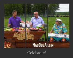 Celebrating someone's anniversary, birthday or something special? Let us know at least 2 weeks in advance and MDM will wish your special person a happy birthday! Send requests to maddogandmerrill@gmail.com  #bbqtime #bbqporn #bbqlife #bbqlovers #grill #pitboss #porkbutt #smokedchicken #smokedmeat #backyardbbq Usa Tv, Rice Lake, Reserved Signs, Smoked Chicken, Bull Riding, Free News, Backyard Bbq, Smoking Meat, Book Signing