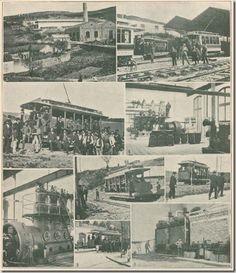 Sintra Tram to Praia das Maçãs, 27 Mar 1904