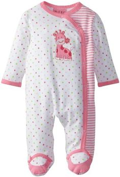 Carter's Watch the Wear Baby-Girls Newborn Lovely Giraffe Coverall, Pink, 0-3 Months Carter's Watch the Wear,http://www.amazon.com/dp/B00CH0ZMFY/ref=cm_sw_r_pi_dp_Tblhsb1WDAFRQKDQ