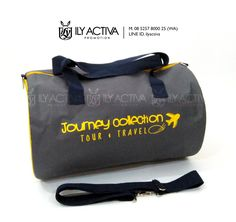 Tas Travel Duffle -- Journey Collection Tour & Travel, Surabaya