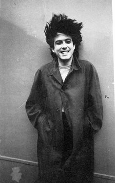 Robert Smith Smile 1982