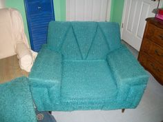 1964 couch and chair - $25 (barre ma)