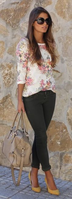 Dear Stitchfix Stylist, Love this outfit, would love pair of denim like this…