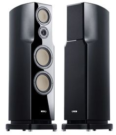 High End Speakers, Tower Speakers, Bass, At Home Movie Theater, Shops, Loudspeaker, Audio Equipment, Audiophile, Amp