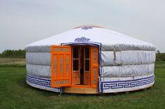 Groovyyurts 25ft yurt