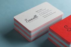biz card / saxsall by The Hungry Workshop