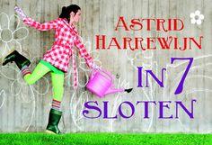 In zeven sloten - Astrid Harrewijn